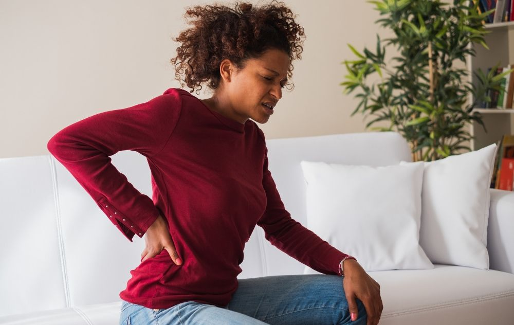 can fibroids cause sciatica pain - blog article